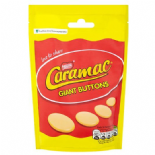 Nestle Caramac Giant Buttons Sharing Bag 110g